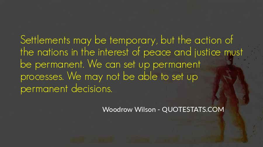 Action And Decision Quotes #477150