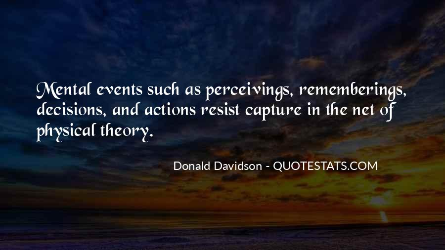 Action And Decision Quotes #927373
