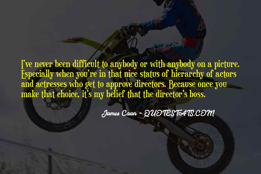 Actors And Actresses Quotes #1253504