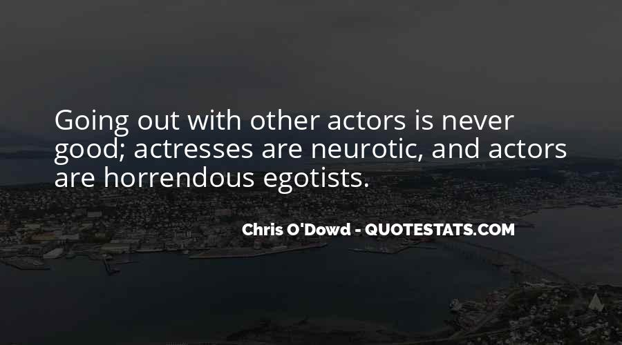 Actors And Actresses Quotes #897893