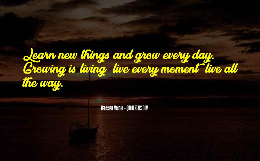 Quotes About New Life And Love #108306