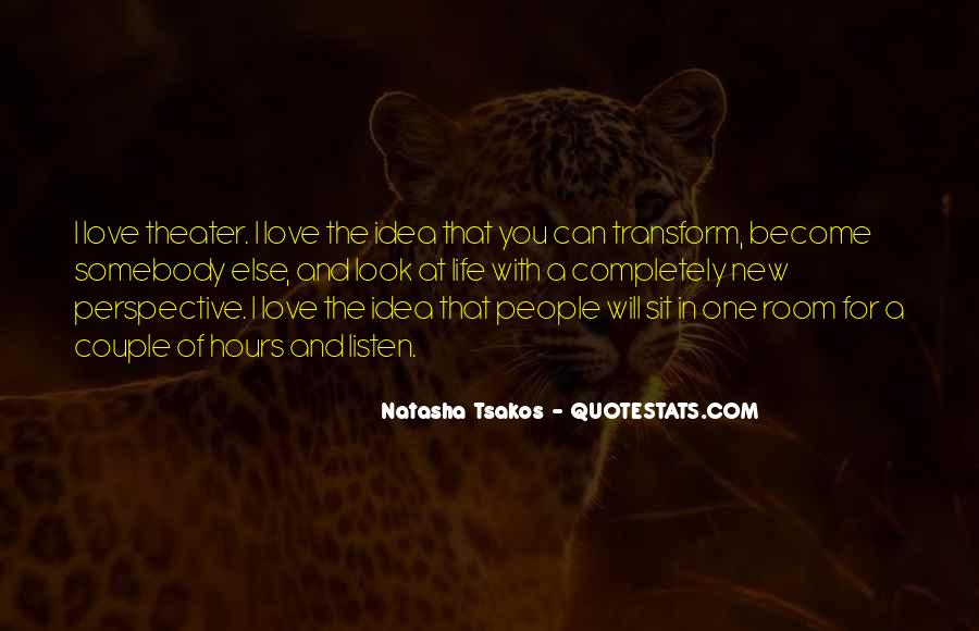 Quotes About New Life And Love #119488