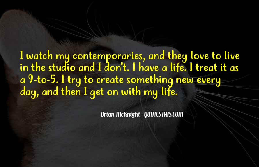 Quotes About New Life And Love #144516