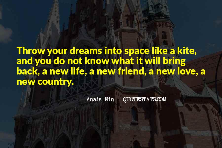 Quotes About New Life And Love #221460