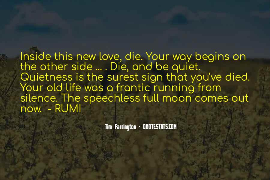 Quotes About New Life And Love #23210
