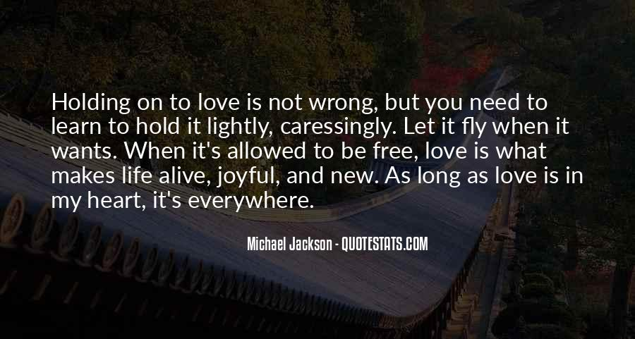 Quotes About New Life And Love #655897