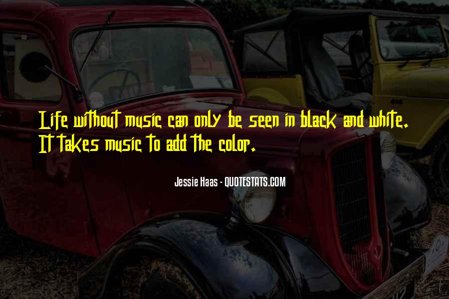 Add Color To Life Quotes #1548857