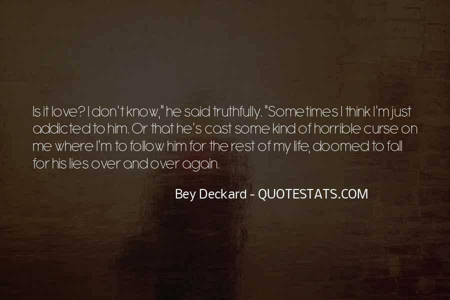 Addicted To Him Quotes #1507783