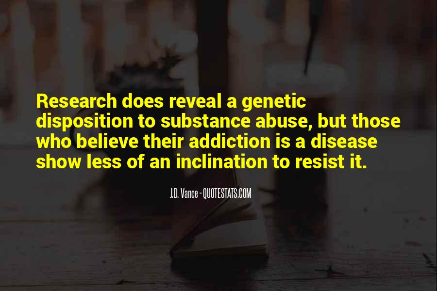Addiction And Substance Abuse Quotes #221470