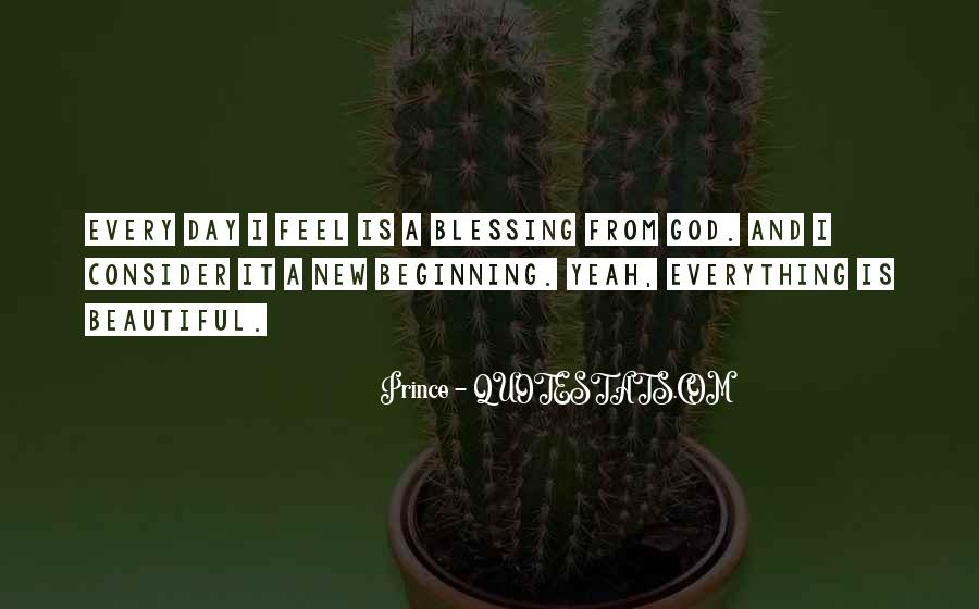 Quotes About New Day New Beginning #1223437