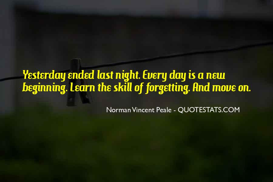 Quotes About New Day New Beginning #1674180