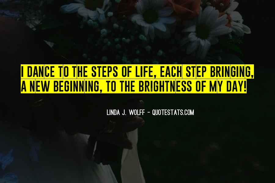 Quotes About New Day New Beginning #1836756