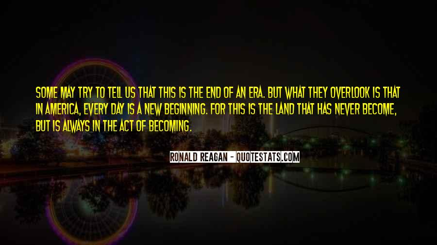 Quotes About New Day New Beginning #519950