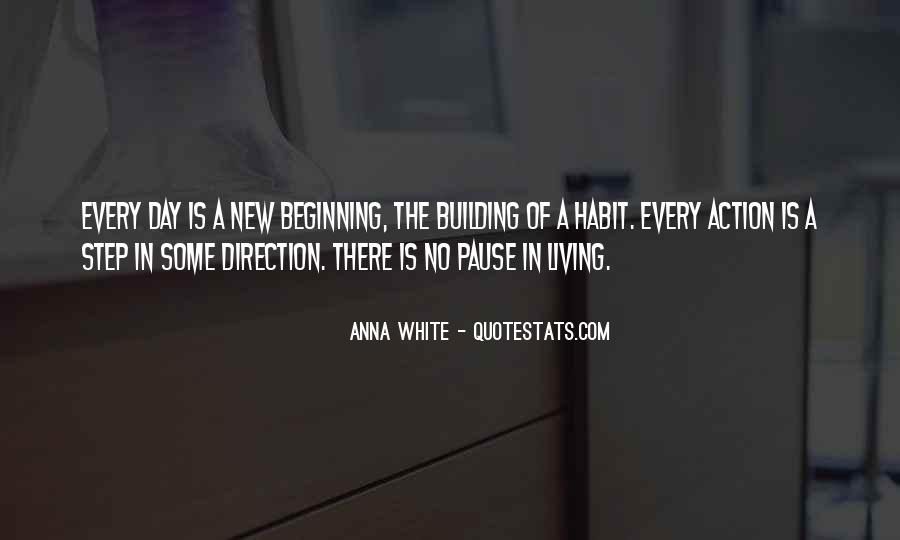 Quotes About New Day New Beginning #839161