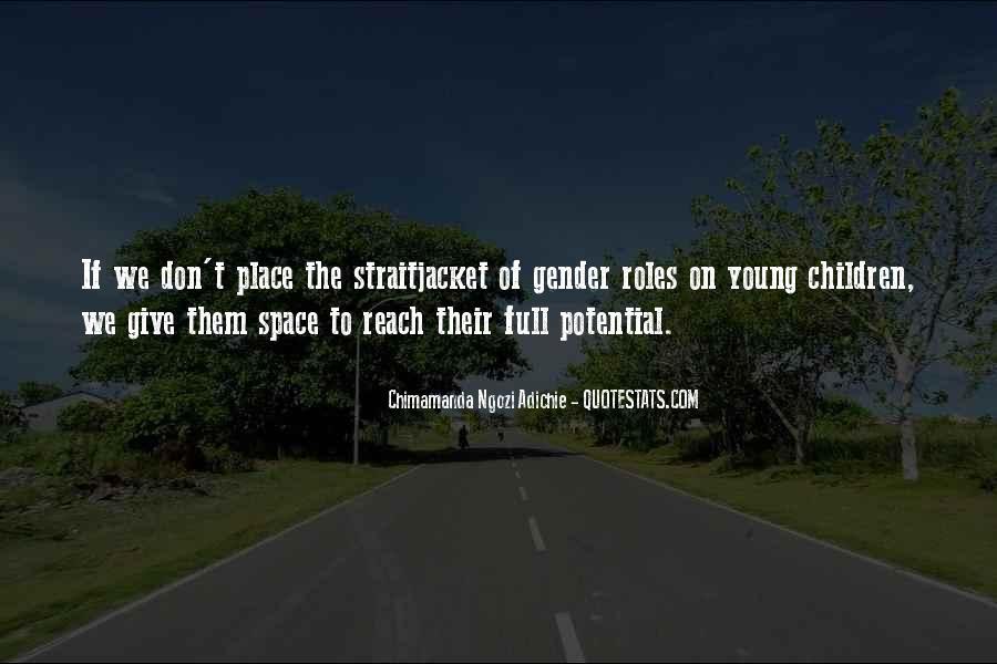 Adichie Feminism Quotes #510604