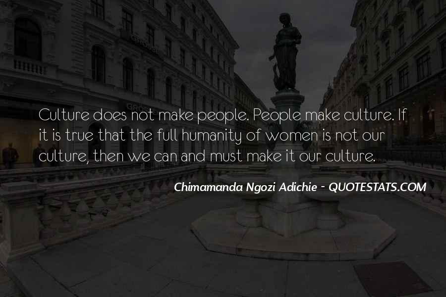 Adichie Feminism Quotes #726570