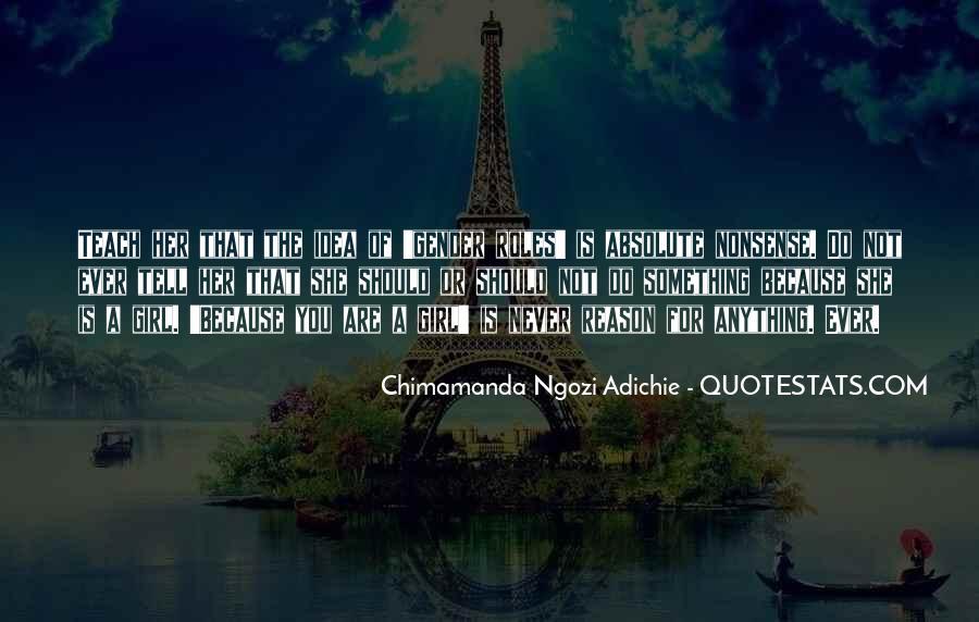 Adichie Feminism Quotes #745382