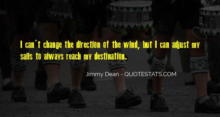 Adjust The Sails Quotes #1239578