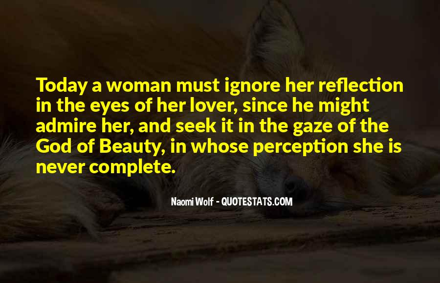 Admire Your Beauty Quotes #694093