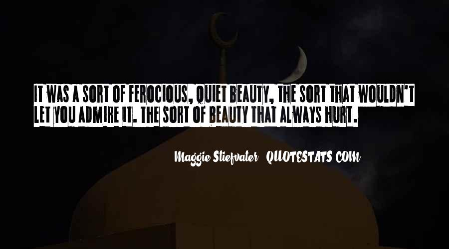Admire Your Beauty Quotes #940942