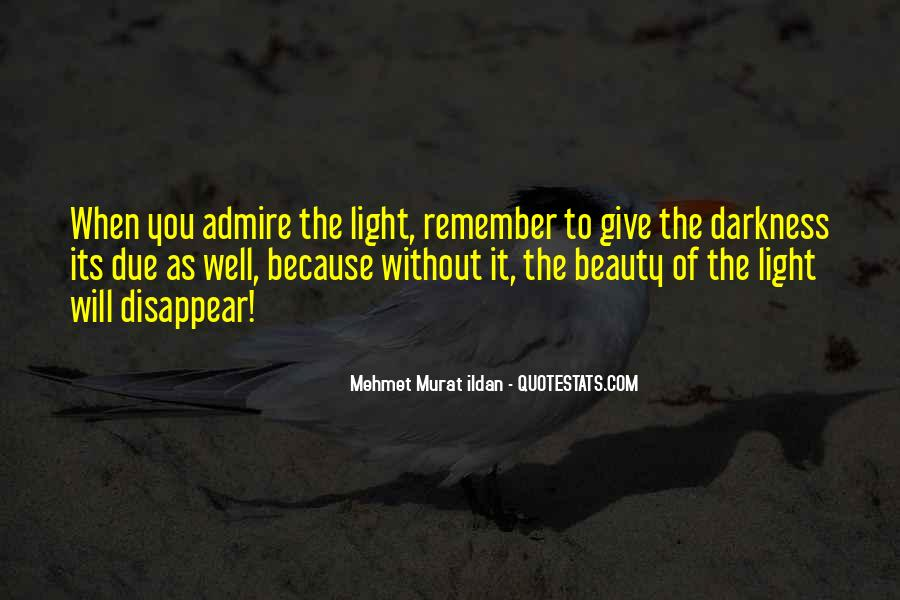 Admire Your Beauty Quotes #991837