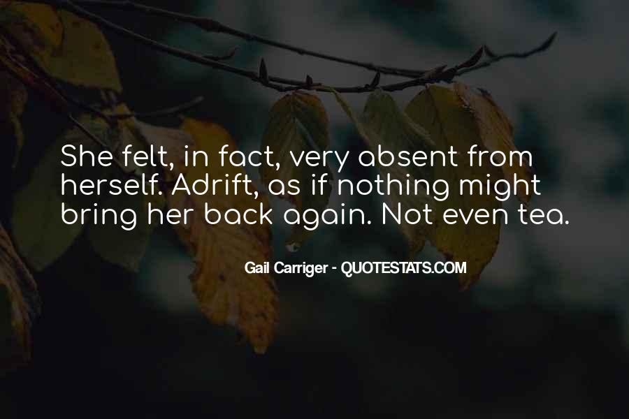 Adolescent Friendship Quotes #1001630