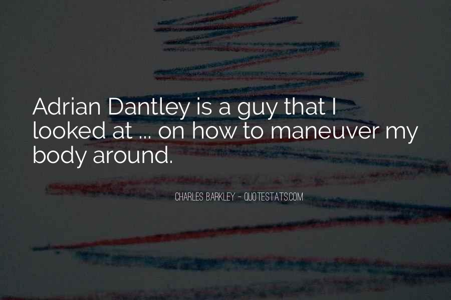 Adrian Dantley Quotes #889450