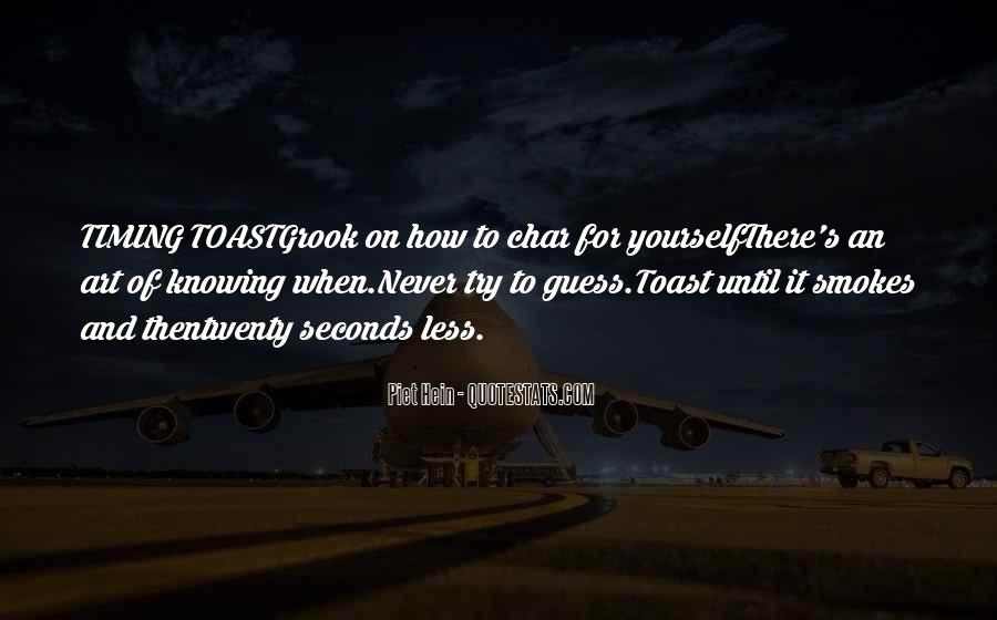 Quotes About Never Knowing Until You Try #1662981