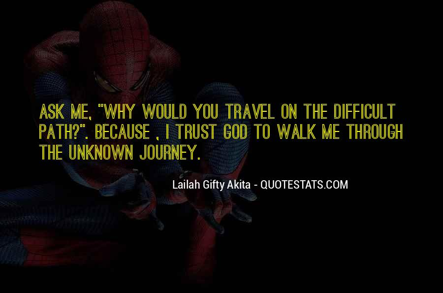 Adventure Into The Unknown Quotes #1449542