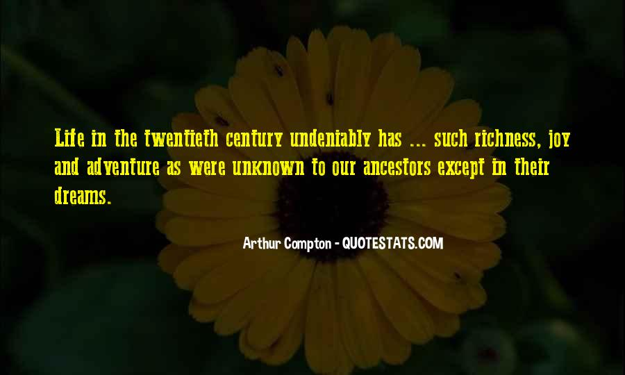 Adventure Into The Unknown Quotes #468380