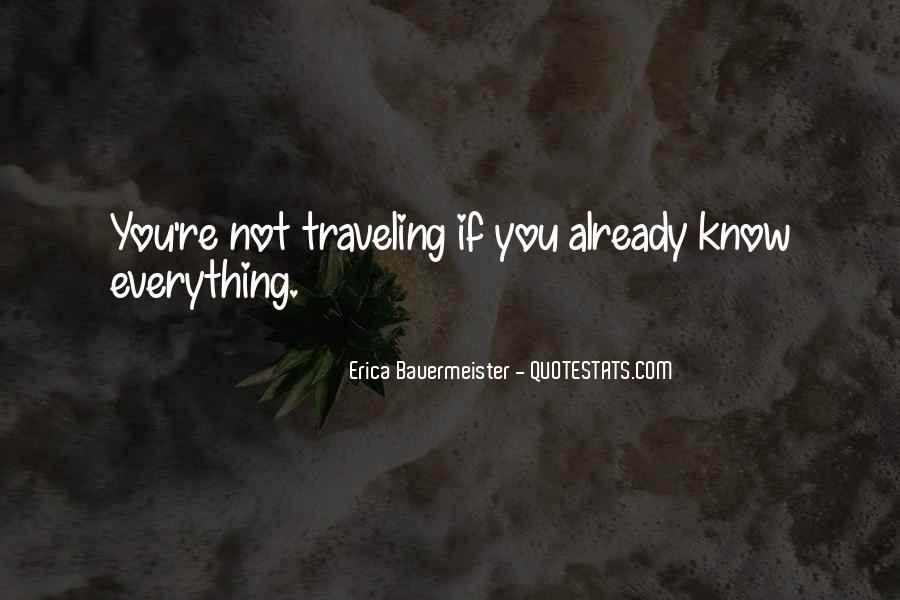 Adventure Traveling Quotes #1124477