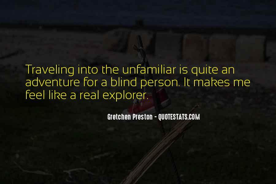 Adventure Traveling Quotes #275852