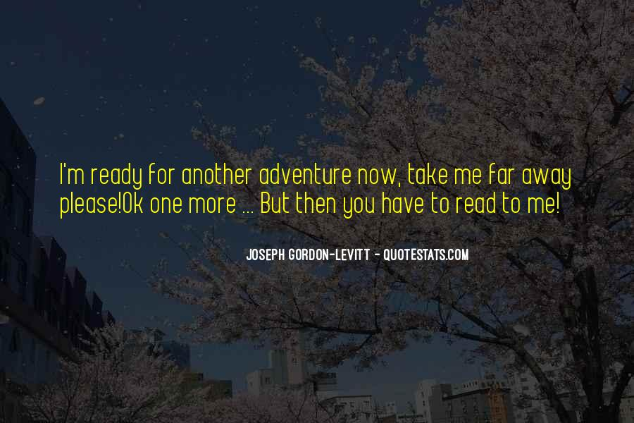 Adventure Traveling Quotes #869352