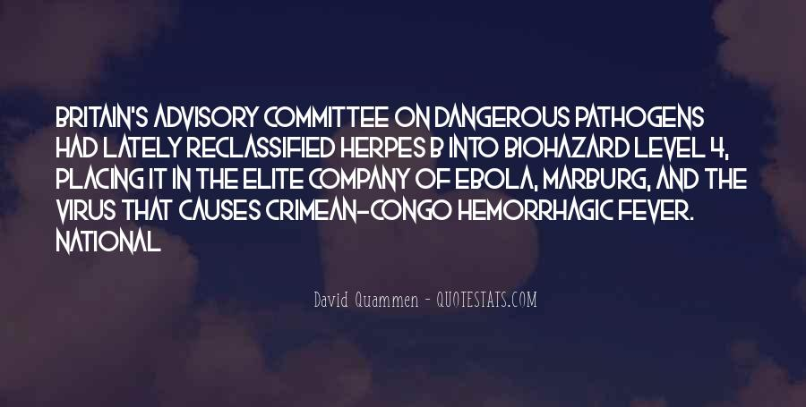 Advisory Committee Quotes #284947