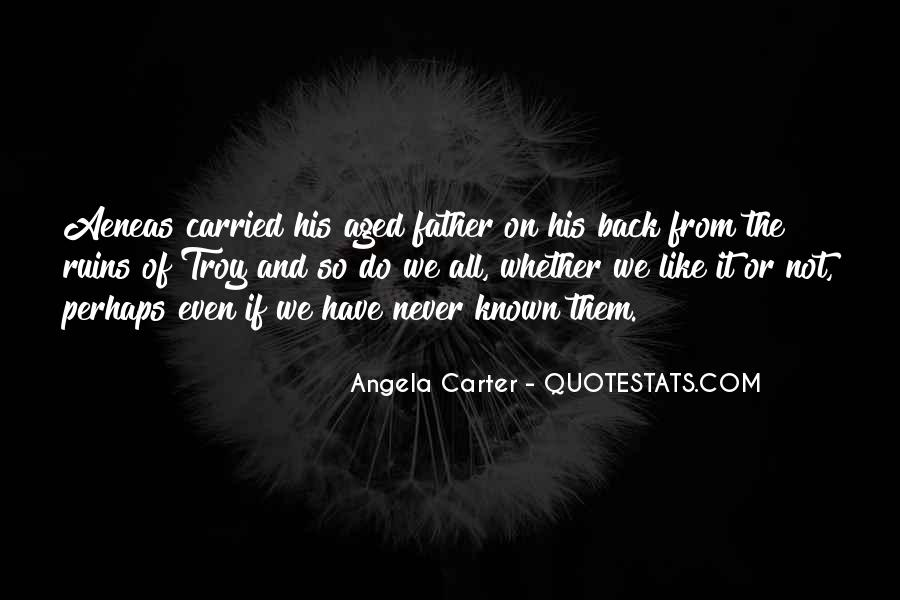 Aeneas Father Quotes #880798