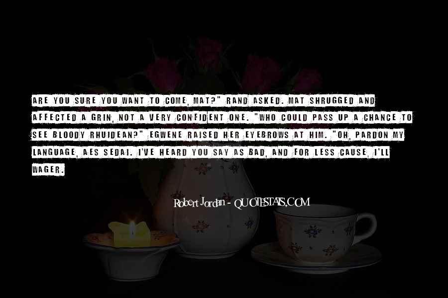 Aes Sedai Quotes #1245688
