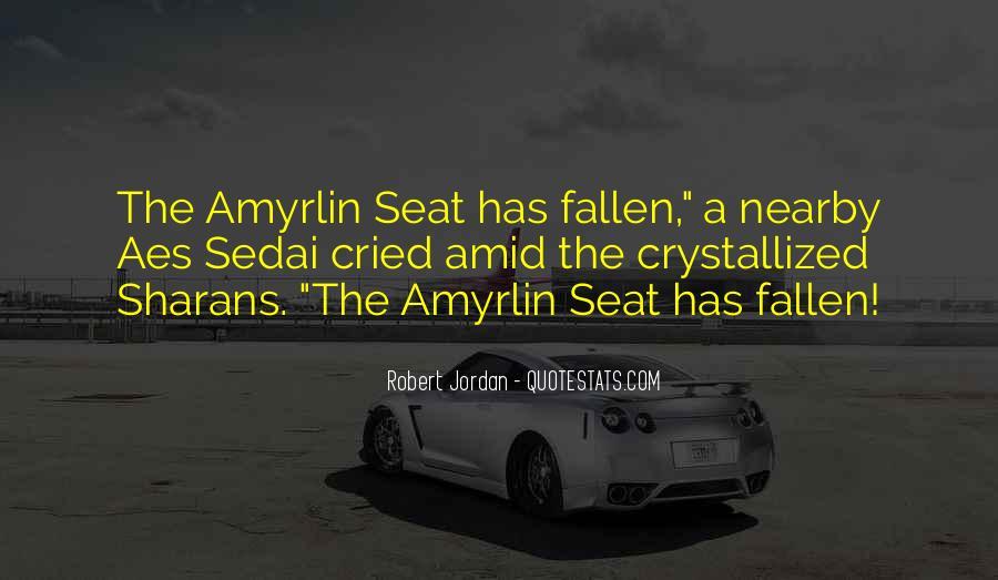 Aes Sedai Quotes #417789