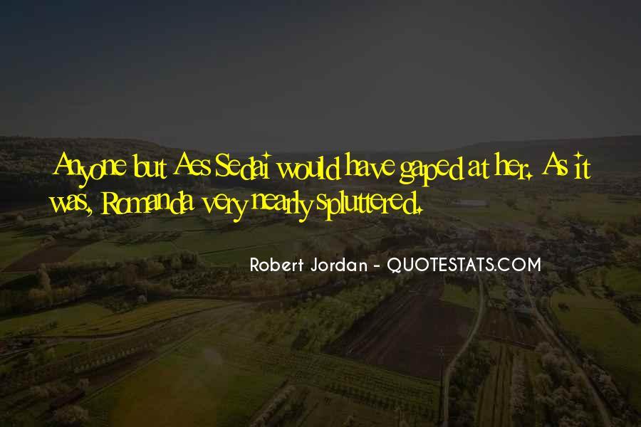 Aes Sedai Quotes #89021