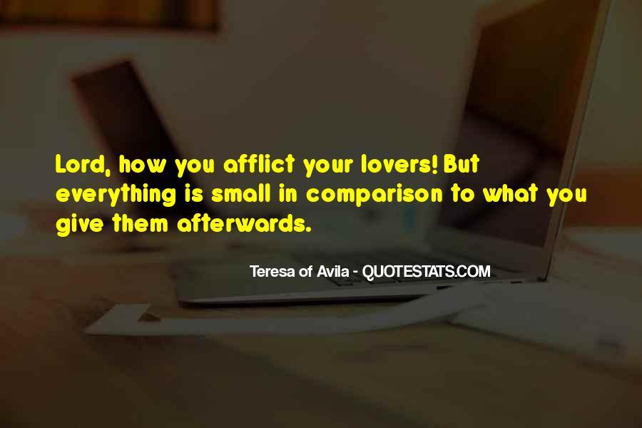 Afflict Quotes #1175374