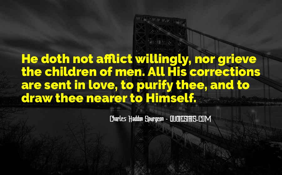 Afflict Quotes #1570476