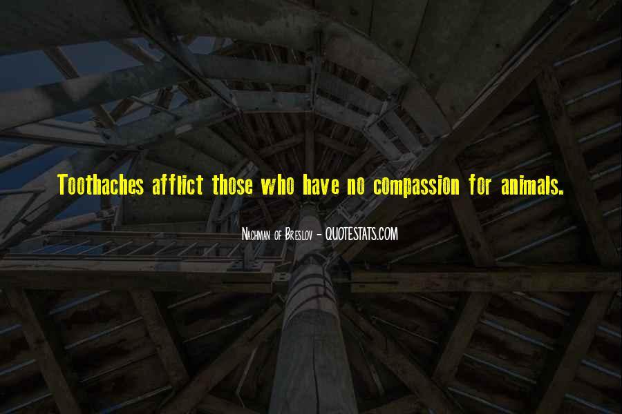 Afflict Quotes #226048