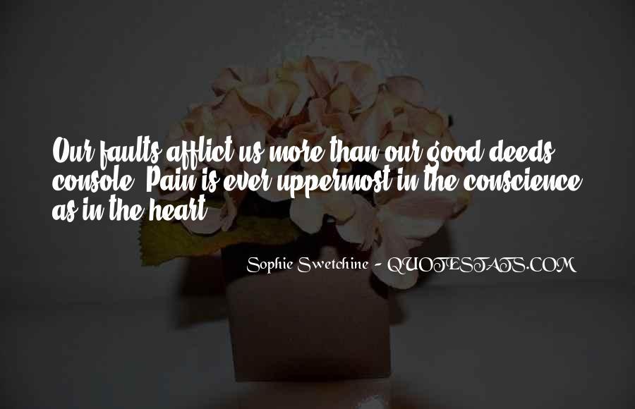 Afflict Quotes #336151