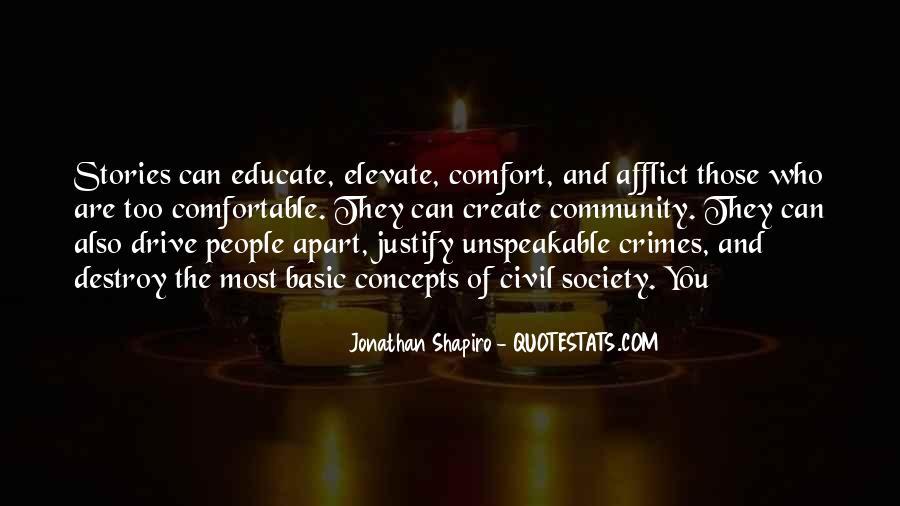 Afflict Quotes #51235
