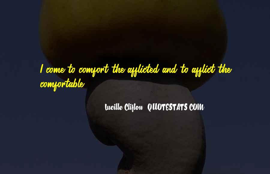 Afflict Quotes #902562