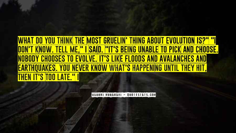 Quotes About Never Being Too Late #1758854