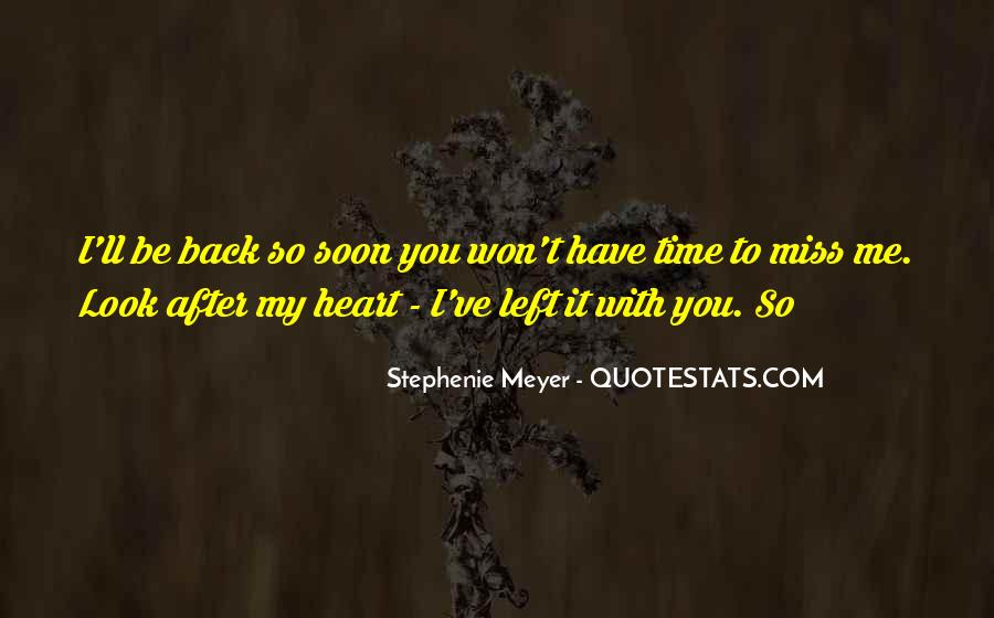 After All This Time I Still Miss You Quotes #701377