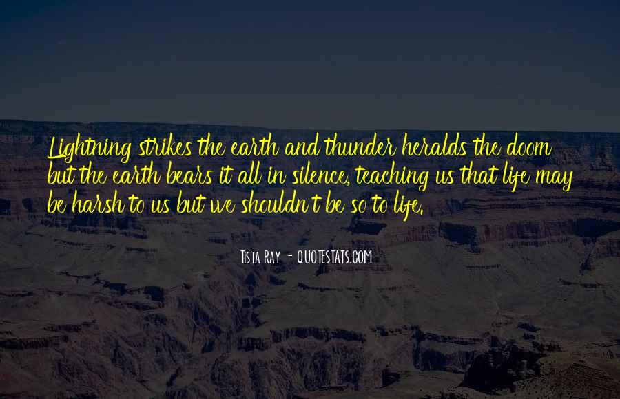 After Earth Inspirational Quotes #144227