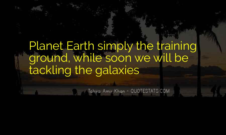After Earth Inspirational Quotes #234079
