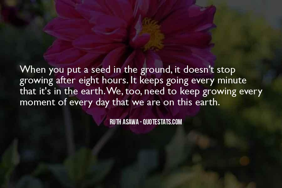 After Earth Quotes #36905
