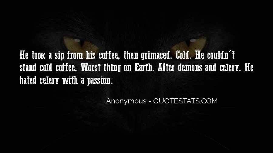 After Earth Quotes #55199